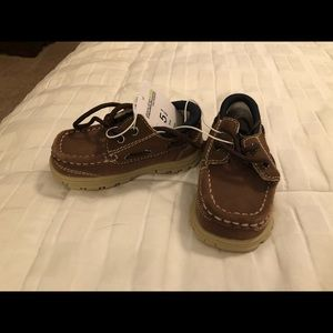 NWT baby shoes size 5.5